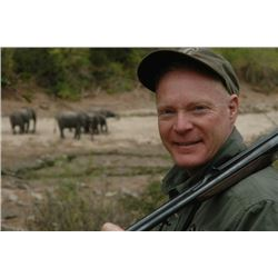 14-day Namibia Leopard Hunt with Craig Boddington for One Hunter
