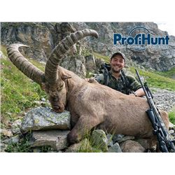 7-Day Russia West Caucasian (Kuban) Tur Hunt for One Hunter