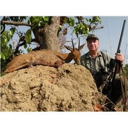 6-day Cameroon Oribi Hunt for One Hunter and One Observer
