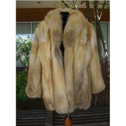 Golden Island Fox Jacket