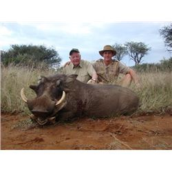 HIGH MOUNTAIN HUNTS 6-Day Namibian Hunt for Impala, Blue Wildebeest, Gemsbock, Red Hartebeest, Kalah