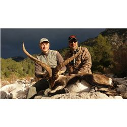 SALVA MONFORTE-SPAIN HUNTING IBEX 3-Day Hunt in Spain for Beceite Ibex for 2 Hunters