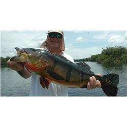 ACUTE ANGLING 7-Day Amazon Fishing Trip for 1 Angler