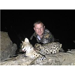 TOM DREYER SAFARIS 10-Day African Cat Hunt in Limpopo South Africa