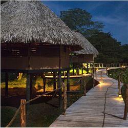SAFARI UNLIMITED WORLDWIDE Jungle Adventure in Southern Belize