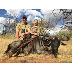 INTREPID SAFARIS AFRICA 7 Day Blue Wildebeest and Impala 2:1 Hunt in Limpopo for 2 Hunters