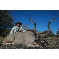 DAVE FREEBURN SAFARIS 7-Day Hunt for 2 Hunters in South Africa for 2 Impala and 2 Wildebeest