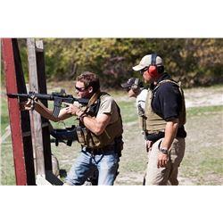 TEXAS PISTOL & RIFLE ACADEMY 2 Day Rifle Range Training