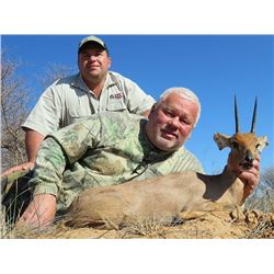 TINASHE OUTFITTERS 7 Day South African Hunt for Wildebeest, Hartebeest, Springbok, Steenbok and Duik