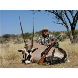 OKATJERU HUNTING SAFARIS NAMIBIA 7 Day Multi-Species Namibian Trip for 1 Hunter and 1 Observer