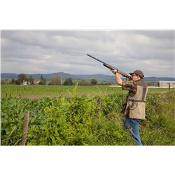 PAMPA ADVENTURES & MAPU HUNTING LODGE 6-Day Trip to Argentina for Red Stag, Wild Boar & Doves
