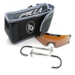 MIDWAY USA FOUNDATION - PILLA SHOOTING GLASSES