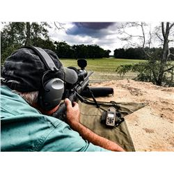 2 - FULL DAYS OF CLAYS INSTRUCTION & LONG RANGE TRAINING FOR 2 PEOPLE