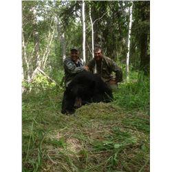5 - DAY SPRING BLACK BEAR HUNT FOR 1 HUNTER