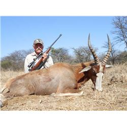 7 - DAY IMPALA, ZEBRA, WARTHOG, RED HARTEBEEST, BLUE WILDEBEEST & BLESBUCK HUNT FOR 3 HUNTERS (Troph