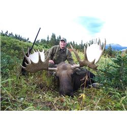 10 - DAY BC HUNT FOR 1 MOOSE OR 1 MOUNTAIN GOAT FOR 1 HUNTER