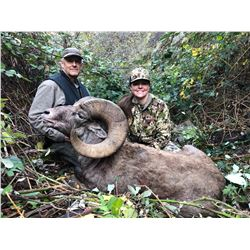 OREGON BIGHORN SHEEP PERMIT