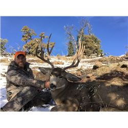 5 - DAY MULE DEER HUNT FOR 2 HUNTERS