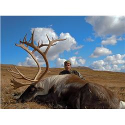 9 - DAY MOUNTAIN GOAT OR CARIBOU HUNT IN BRITISH COLUMBIA FOR 1 HUNTER