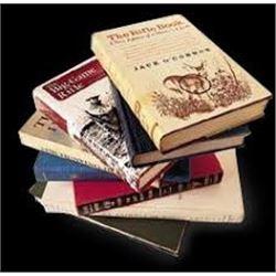 11 Jack O'Connor Hard Cover Books