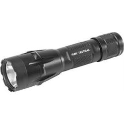 "Sure-Fire Fury DF-T  Flashlight with a Boyt Signature Series 48"" Green Scoped Gun Case"