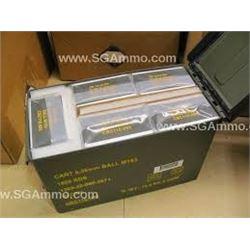 Magtech Ammo 1000 rounds .556