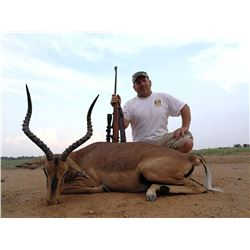 7-Day Plains Game Hunt in South Africa for 2 Hunters  & 2 Impala