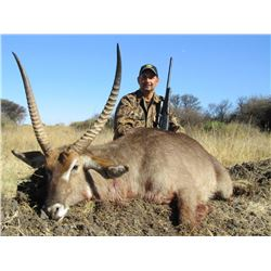8-Day Training Safari for Up to 3 -Adult & Youth African Hunters