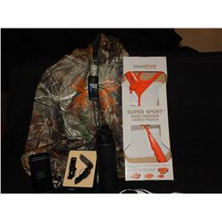 Under Armour Storm Camo Men's Hoodie and Goodies