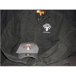 Alaska High Peak Adventures Hat & Jacket