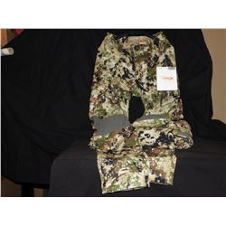 Sitka 2 Sets of Subalpine Timberline Pants for Ladies