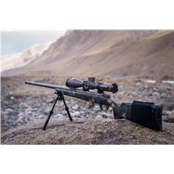 GUNWERKS MAGNUS RIFLE – CHAMBERED IN .28 NOSLER + GUNWERKS LONG RANG UNIVERSITY