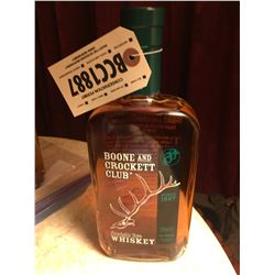 Straight Rye Whiskey 750 ml
