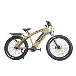 About Ridge Warrior electric all terrain MT Bike New Kryptek Hylander camo for 2019