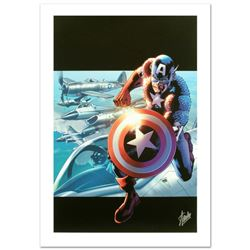 Captain America: Man Out Of Time #2 by Stan Lee - Marvel Comics