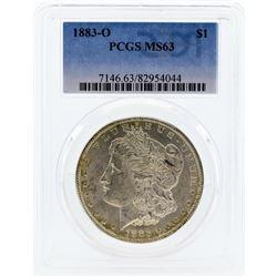 1883-O PCGS MS63 Morgan Silver Dollar