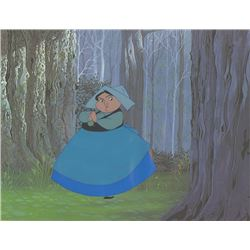 "Merryweather ""Sleeping Beauty"" Animation Cel."