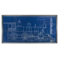 """Lilly Belle"" Full-Size Blueprint."