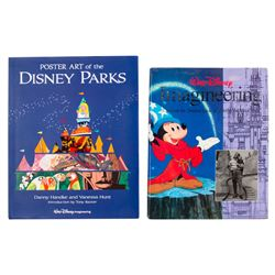 Multi-Signed Imagineering Books.