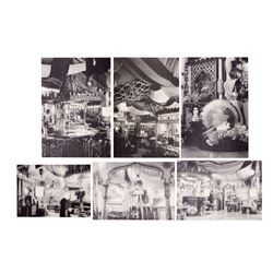 "Set of 6 ""Adventureland Bazaar"" Photo Prints."