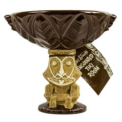 "Rongo ""Enchanted Tiki Room"" Drink Bowl."