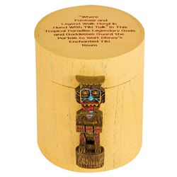 "Koro ""Enchanted Tiki Room"" Limited Edition Watch."