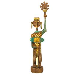 """Enchanted Tiki Room"" Uti Big Figure."
