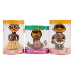 "Set of 3 ""Enchanted Tiki Room"" Baby Figures."