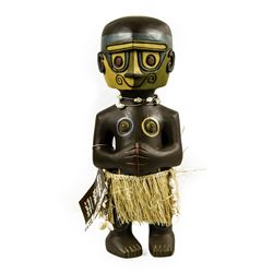 """New Life"" Limited Edition Tiki Figure."