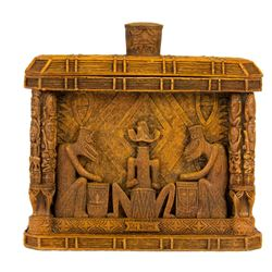 "Olszewski ""Enchanted Tiki Room"" Heirloom Box."