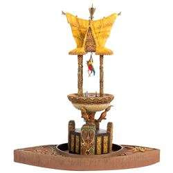 """Enchanted Tiki Fountain"" Limited Edition."