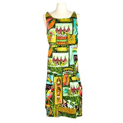 """Enchanted Tiki Room"" Limited Edition Dress."