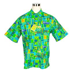 """Tangaroa Aloha"" Limited Edition Shirt by Shag."