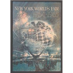 1964-65 New York World's Fair Poster.